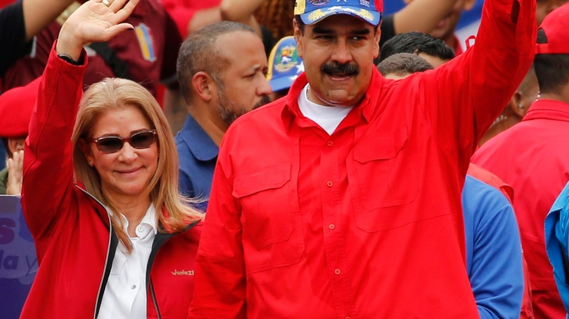 Pressions européennes sur Maduro