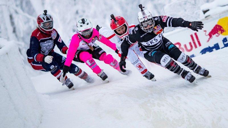 Patinage extrême: Anaïs Morand deuxième en Finlande