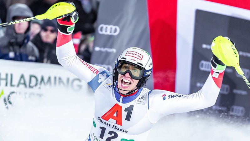 Ski alpin: Ramon Zenhäusern est dans la forme de sa vie