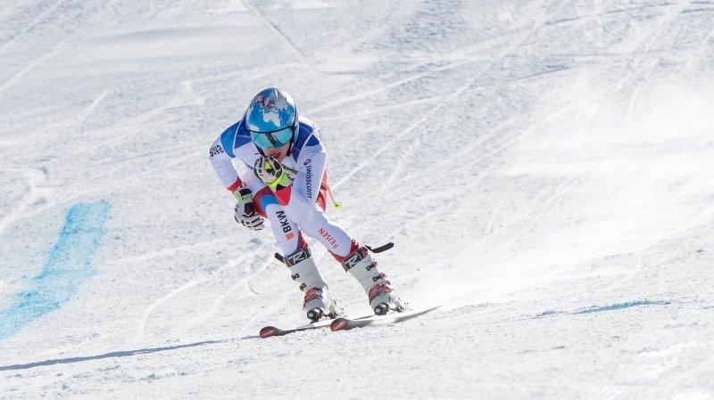 Ski-handicap: Théo Gmür remporte un troisième succès à Veysonnaz