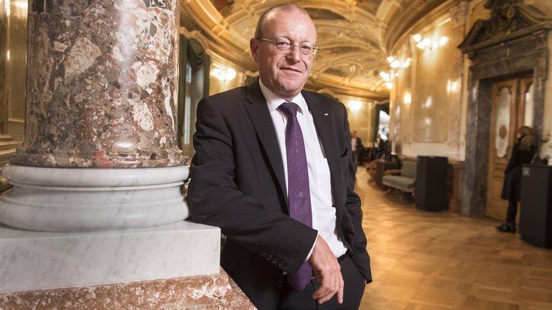 Jean-Luc Addor de nouveau candidat pour l'UDC