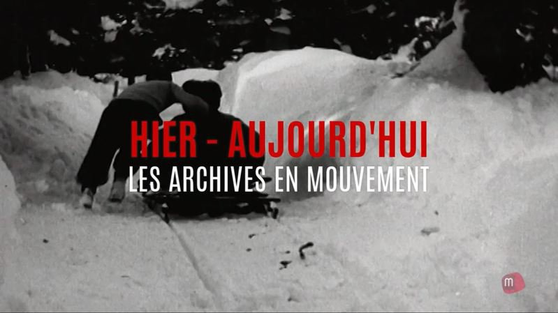 Archives en mouvement: à fond le bob