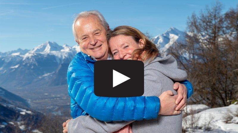 Série«Le Valais amoureux»: Laetitia et Norbert, leurs 17 ans d'écart n'ont jamais compté