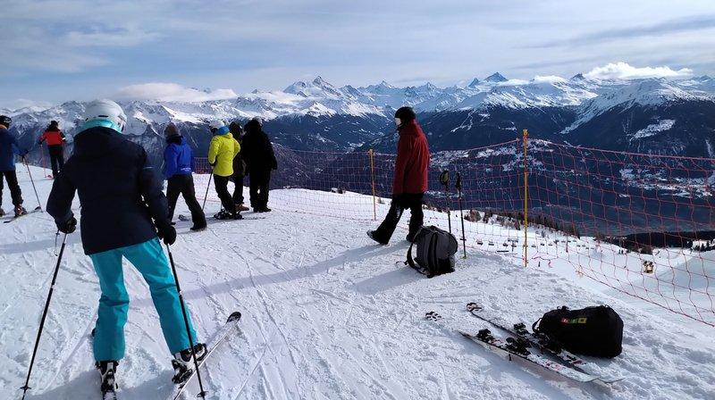 Ski: Crans-Montana reste dans le Magic Pass