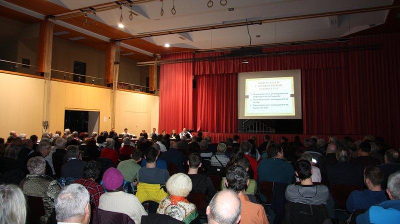 Saint-Gingolph: le budget à nouveau rejeté, la municipalité sous tutelle de l'Etat