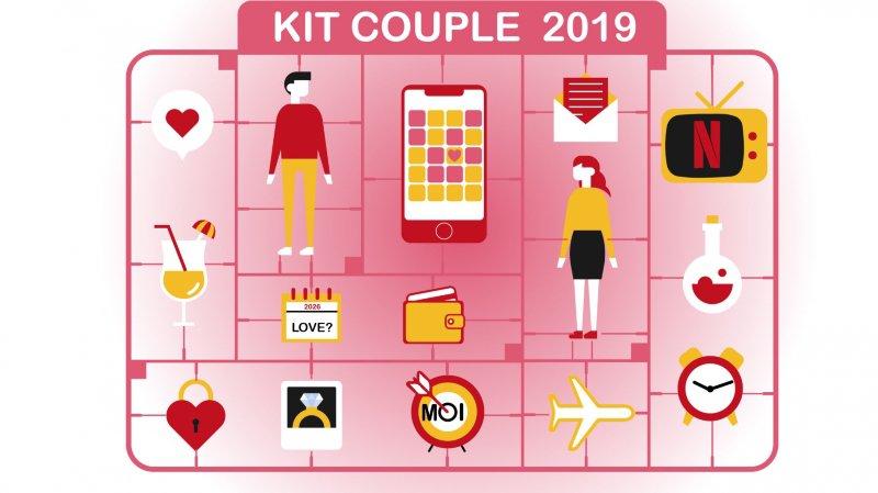 Série «Le Valais amoureux»: comment s'aime-t-on en 2019?