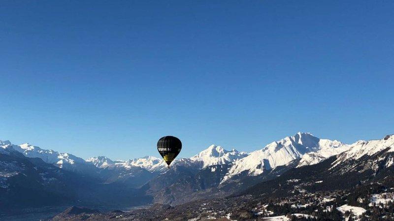 Une fois encore, les montgolfières vont voler dans le ciel de Crans-Montana samedi et dimanche lors du Rassemblement international.