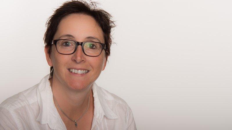 Carole Sierro est présentée par la section de Sion du PS.
