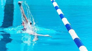 Natation: Solan Oberholzer double champion romand