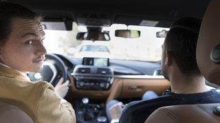 Permis: 35% des élèves conducteurs veulent passer l'examen avec une voiture automatique