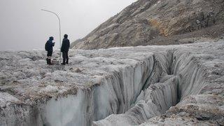 Le volume des glaciers surestimé de 18% au niveau mondial