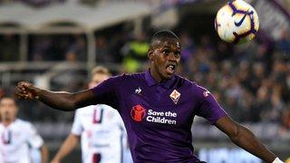 Football: le bonheur d'Edimilson Fernandes après son premier but en championnat avec la Fiorentina