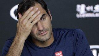 Tennis: Roger Federer quitte le top 5 mondial après son élimination à l'Open d'Australie
