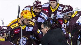 Hockey: Genève fait le travail à Langnau (3-0), Fribourg s'incline (0-2) contre Caminada