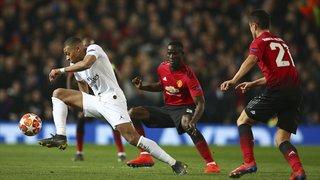Football - Ligue des champions: le PSG s'impose à Manchester, l'AS Rome bat Porto