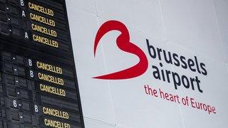 Belgique: la grève nationale perturbe fortement le trafic ferroviaire et aérien dans le pays