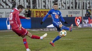 Super League: le FC Sion l'emporte à Lucerne