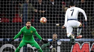 Football - Ligue des champions: Tottenham bat le Borussia Dortmund, le Real domine l'Ajax