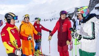 Coronavirus: l'école de ski du Valaisan Yann Bouduban en Chine fermée
