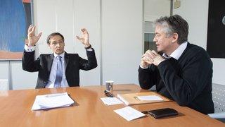 Initiative contre le mitage: on bétonne un pays ou son développement? Face-à-face entre Thomas Egger et Jean-Pascal Fournier