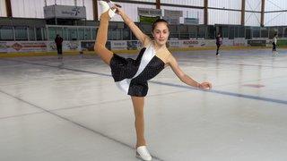Patinage artistique: Oxana Vouillamoz, une championne au caractère bien affûté