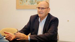 Sierre: avec le départ à la retraite de Dominique Germann, le CMS se cherche un nouveau directeur