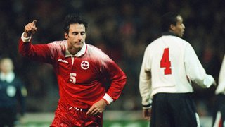 Football: l'ancien défenseur international suisse Ramon Vega pourrait être candidat à la présidence de la FIFA