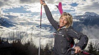 Ski-alpinisme: un succès pour Séverine Pont-Combe
