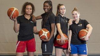 Basket: à Hélios, les patronnes ont 17 ans