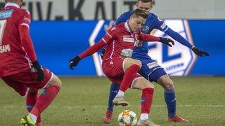 Football: les notes du match Lucerne-Sion