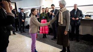 L'urgence climatique a pesé sur le Forum de Davos