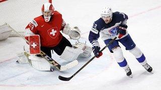 Hockey: Sierre accueillera un match international entre la Suisse et la France