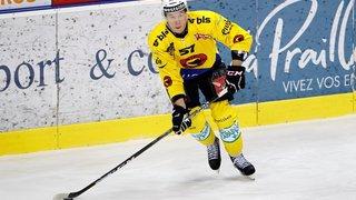 Hockey: Jérémie Kamerzin a écopé d'une suspension de deux matchs