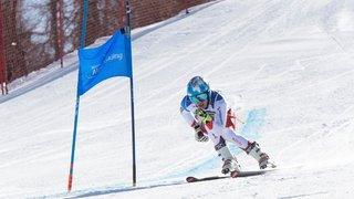 Ski-handicap: Théo Gmür monte deux fois sur le podium