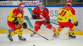 Hockey: Sierre et HCV Martigny ont tout à craindre des clubs alémaniques en play-off