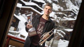 Alessandro Lehner, le premier Haut-Valaisan vainqueur du Junior Slow Melody Contest
