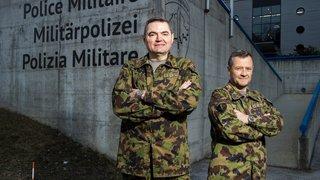 Sion: l'installation de la police militaire profite à l'économie locale