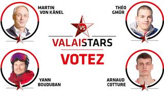 ValaiStars: élisez la personnalité du mois de janvier!