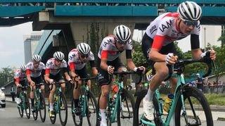 Cyclisme: l'équipe IAM Excelsior termine 19e de la première étape du Tour Colombia