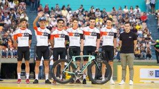 L'équipe cycliste valaisanne IAM Excelsior apprend et grandit très vite