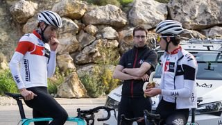 Simon Pellaud et Antoine Debons courront le Tour Colombia avec l'équipe IAM Excelsior