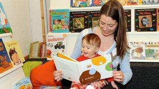 Valais: Né pour lire, pour nourrir les enfants de mots