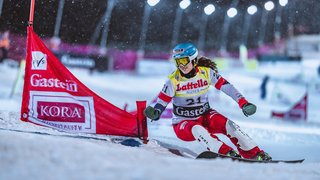 Le meilleur moment pour retrouver le podium pour la snowboardeuse haut-valaisanne Patrizia Kummer