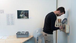 Sion: une escape room au cœur de l'exposition «RISK»