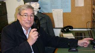 Président de Pro Forteresse, Jean-Pierre Salamin nous emmène à la découverte du fort de Champex-Lac