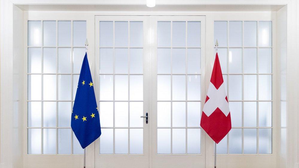 Suisse-UE: les Verts veulent renégocier l'accord-cadre