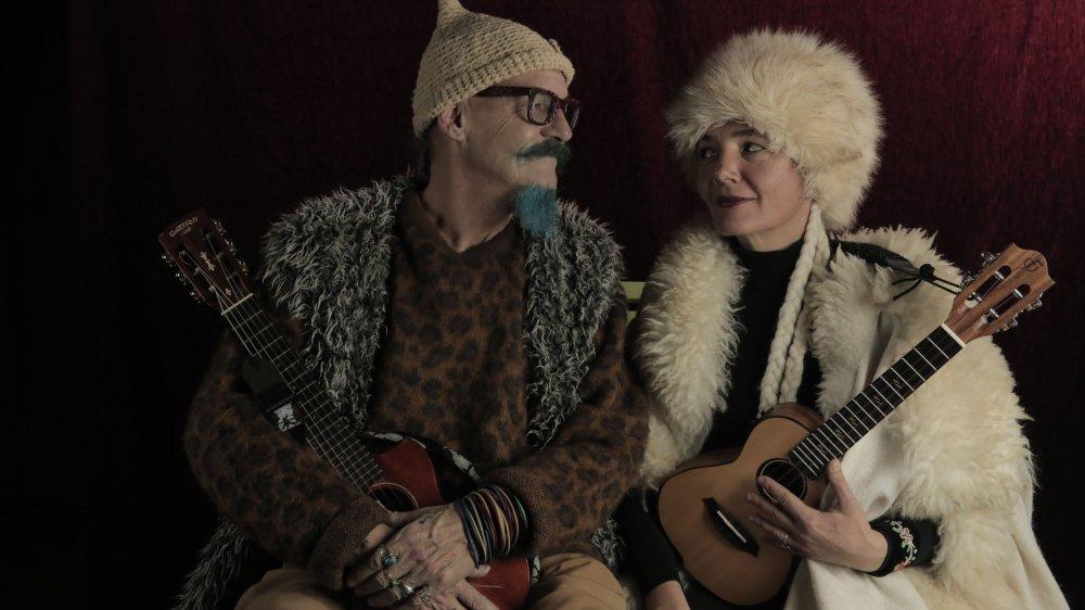 Jacky Lagger et Anne Kolendowski, la complicité d'un duo qui aime voyager et faire voyager.