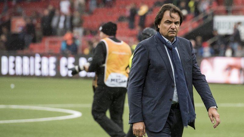 Football: la Swiss Football League ouvre une procédure contre le président du FC Sion