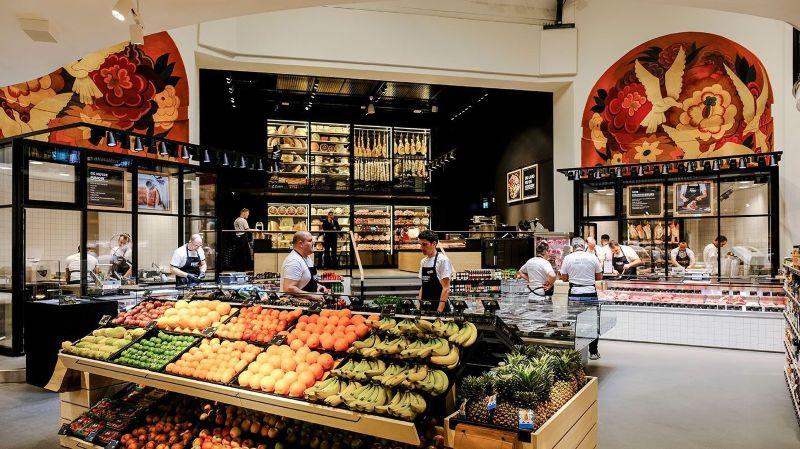 Le premier magasin FOOBY a ouvert ses portes dans l'ancien théâtre du Kursaal.