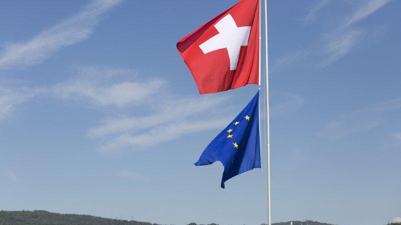 Suisse-UE: l'UDC veut torpiller l'accord-cadre avec des initiatives cantonales